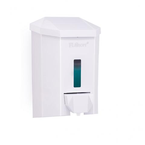 Συσκευή-dispenser αντισηπτικού πλαστικό με δείκτη 500ml