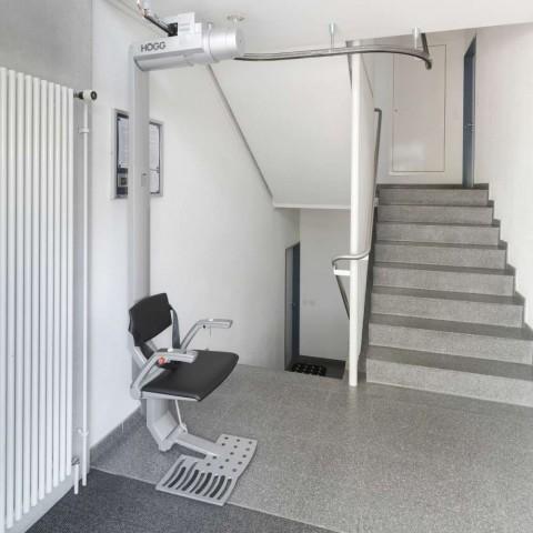 Γερανός οροφής με κάθισμα