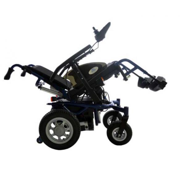 Ηλεκτροκίνητο αμαξίδιο ενισχυμένου τύπου Space