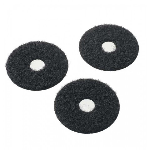 Αυτοκόλλητα τύπου Velcro σε ειδικά σχήματα και μεγέθη