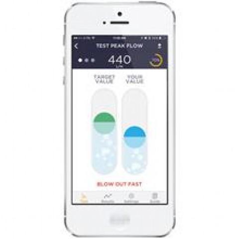 Σπιρόμετρο - Ροόμετρο Ενηλίκων Φορητό Smart One
