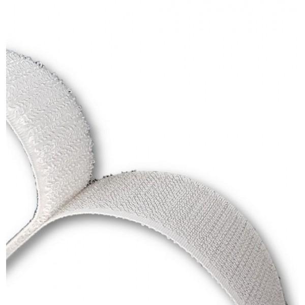 Αυτοκόλλητα τύπου Velcro από ανοξείδωτο ατσάλι