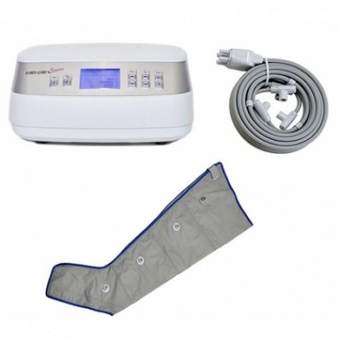 Συσκευή Λεμφικού Μασάζ-Πρεσσοθεραπείας Power Q 1000 Premium με  μανσέτα ποδιού