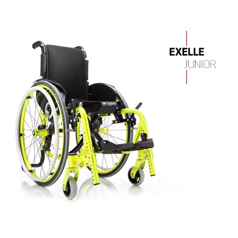 Exelle Junior by Progeo παιδικό ελαφρύ αμαξίδιο