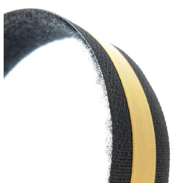 Αυτοκόλλητα τύπου Velcro με λεπτή στρώση αυτοκόλλητου από την πίσω πλευρά