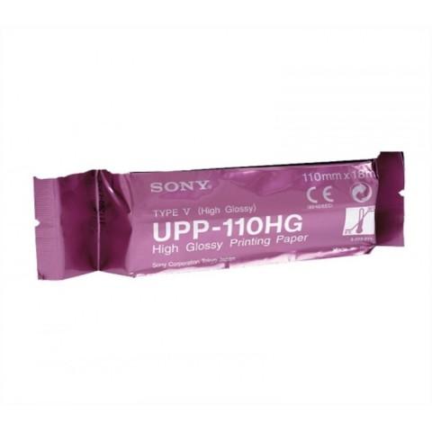 """Θερμικά χαρτιά υπερήχων SONY """"UPP-110HG Print media for A6 B/W UP-890/UP-895/UP-897"""""""