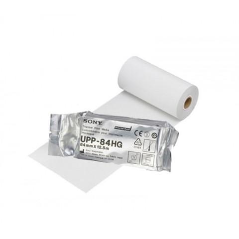 """Θερμικά χαρτιά υπέρηχων  SONY """"UPP-84HG Print media for A7 B/W UP-D711MD"""""""