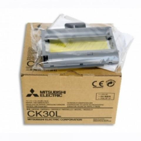 """Θερμικά χαρτιά υπερήχων Mitsubishi """"CK-30L Color printing pack for A6 video printer CP-30 series"""""""