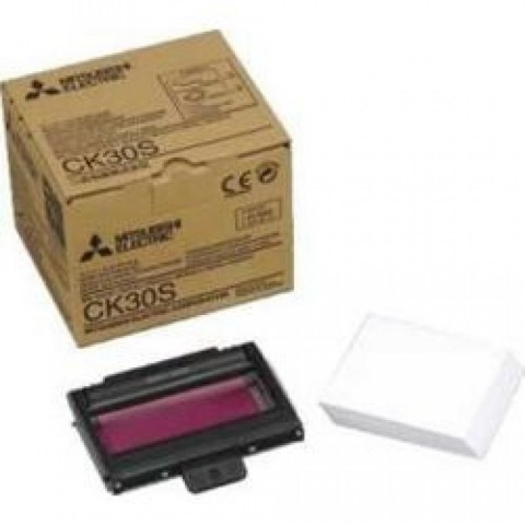 """Θερμικά χαρτιά υπερήχων Mitsubishi """"CK-30S Color printing pack for A6 video printer CP-30 series"""""""