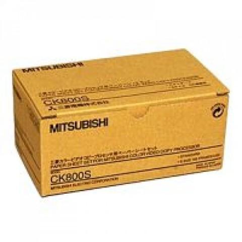 """Θερμικά χαρτιά υπερήχων Mitsubishi """"CK-800S Color printing pack for A5 video printer CP-800 series"""""""
