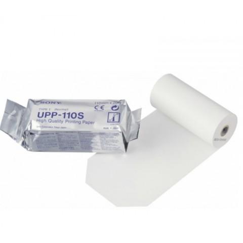 """Θερμικά χαρτιά υπέρηχων SONY """"UPP-110S Print media for A6 B/W UP-890/UP-895/UP-897"""""""