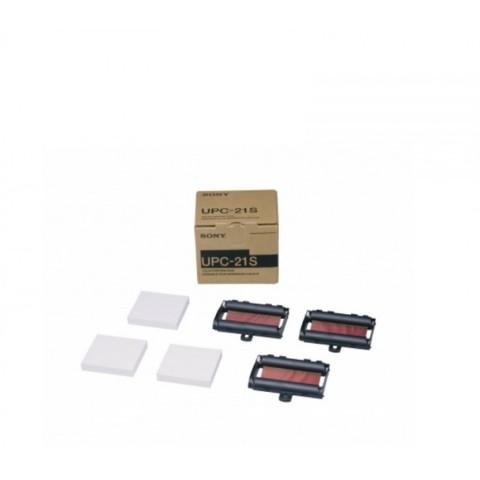 """Θερμικά χαρτιά υπερήχων SONY """"UPC-21S Color printing pack for A6 video printer UP-20 UP-21"""""""