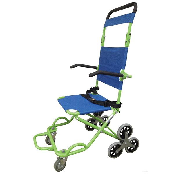 Καρέκλα εκκένωσης tri-wheel