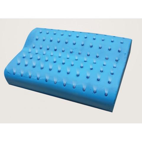 Μαξιλάρι ύπνου memory foam WaterGel  Air Ανατομικό