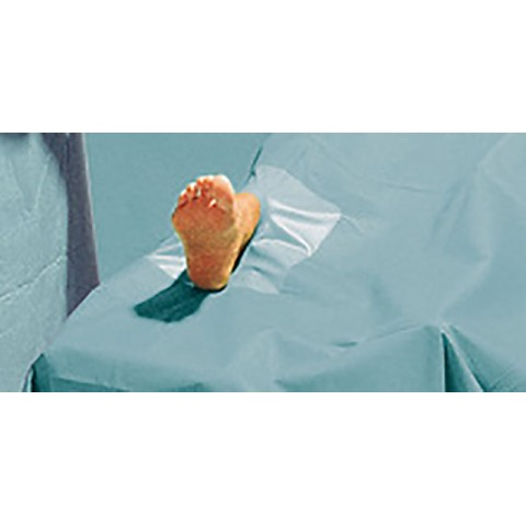 Χειρουργικά πεδία protect plus χειριού/ποδιού με οπή 3cm 320x225cm 8τεμ.