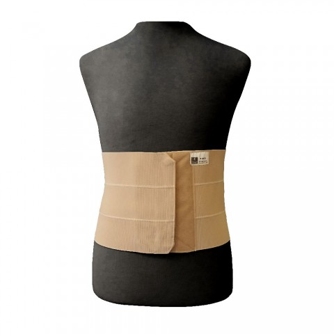 Ζώνη μέσης μετεγχειρητική Standard με φάσες και Velcro