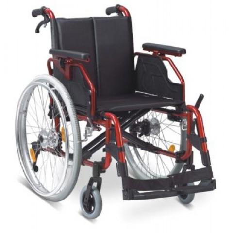 Αναπηρικό αμαξίδιο Deluxe ελαφρού τύπου