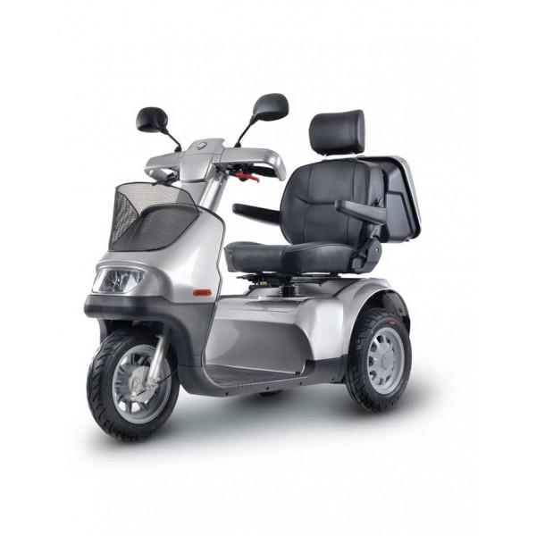 Ηλεκτροκίνητο αμαξίδιο ενισχυμένου τύπου AFISCOOTER BREEZE S3 / S4