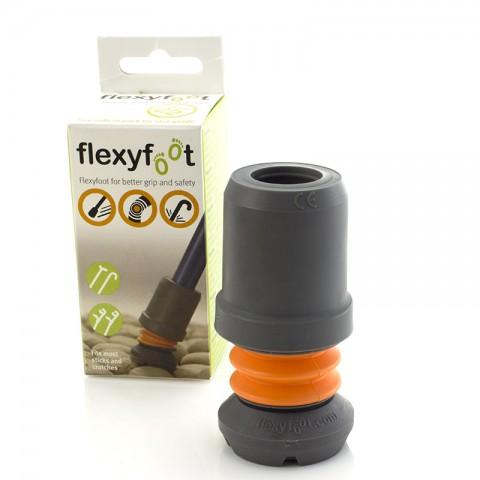 Ευλύγιστο λάστιχο βακτηριών-μπαστουνιών Flexyfoot