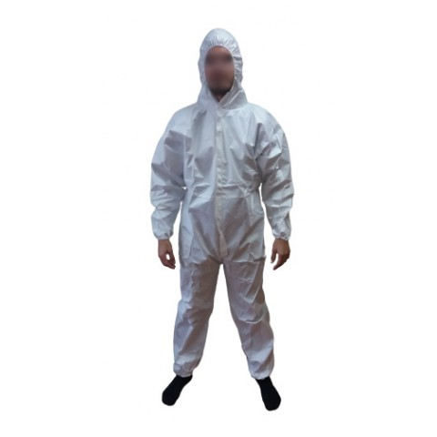 Ολόσωμη φόρμα προστασίας Tyvek