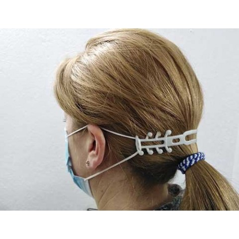 Πλαστικό συγκράτησης μάσκας