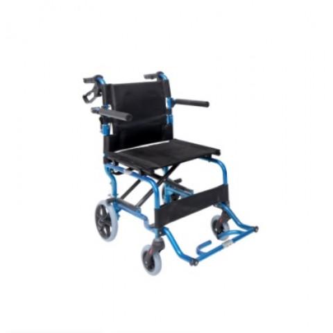 Αναπηρικό αμαξίδιο μεταφοράς πτυσσόμενο με τσάντα