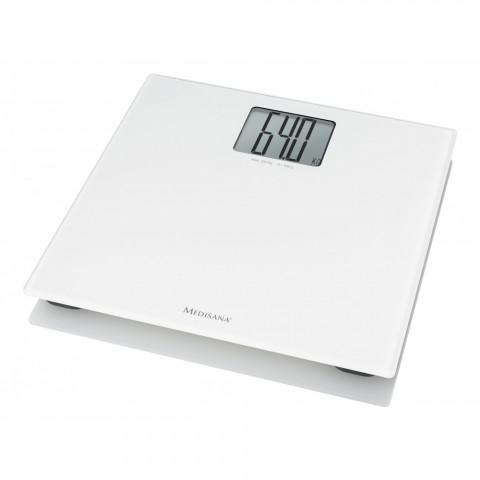 Γυάλινη ηλεκτρονική ζυγαριά PS 470 XL MEDISANA