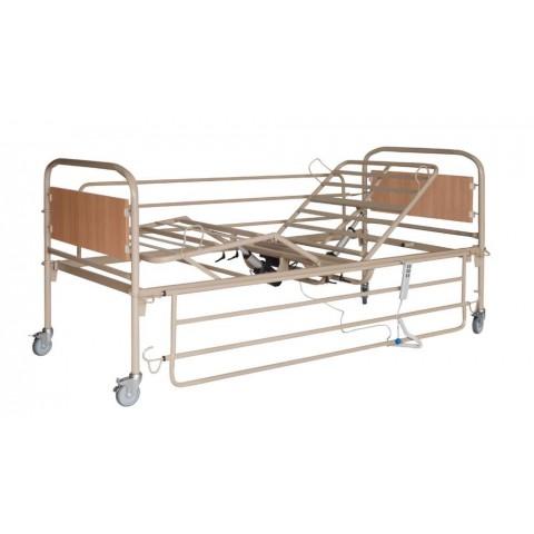 Νοσοκομειακό κρεβάτι ημι-ηλεκτρικό με ρόδες