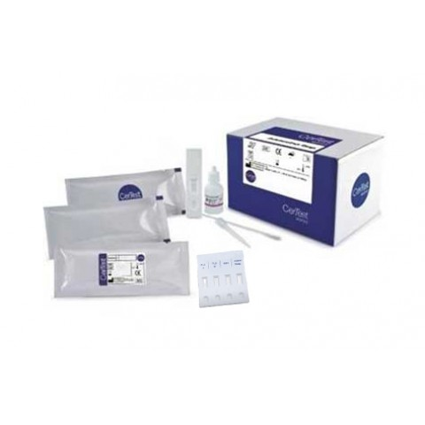 Kit άμεσου αποτελέσματος Γρίπης & Covid19 (Rapid) (20 tests)