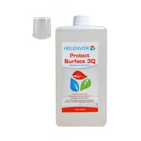 Συμπυκνωμένο Απολυμαντικό Επιφανειών HELENVITA PROTECT SURFACE 3Q