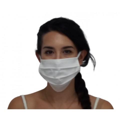 Μάσκα προστασίας με πιέτες, πλενόμενη 1 ή 2 στρωμάτων, ή 2 στρωμάτων με φίλτρο, ενηλίκων και παιδικές