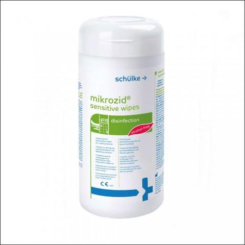 Μαντηλάκια απολύμανσης Mikrozid® CPAP- BiPAP, χωρίς αλκοόλες 200τμχ