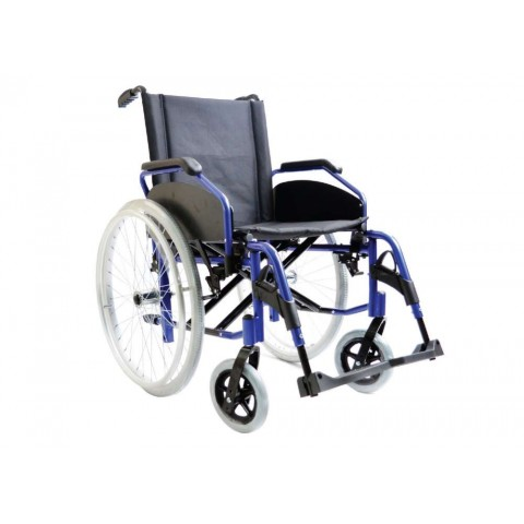 Αναπηρικό αμαξίδιο αλουμινίου πτυσσόμενο ελαφρού τύπου Smart Eco