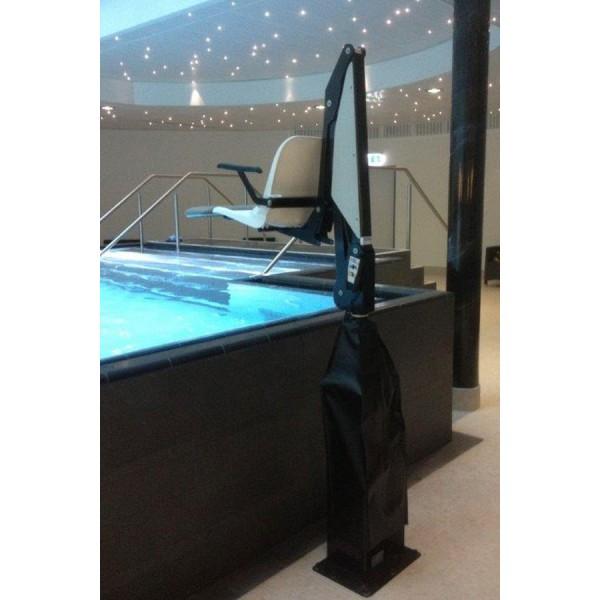 Σταθερός γερανός πισίνας F100