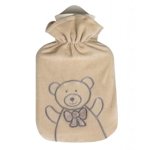 Θερμοφόρα νερού παιδική με κάλυμμα Αρκουδακι Ted 0,8Lit Sanger