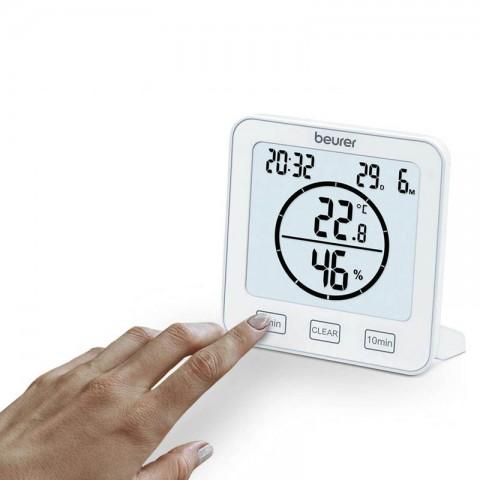 Θερμόμετρο-Υγρασιόμετρo HM22
