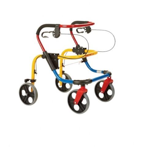 Παιδικός περιπατητηρας πρόσθιος πτυσσόμενος- Rollator Fixi