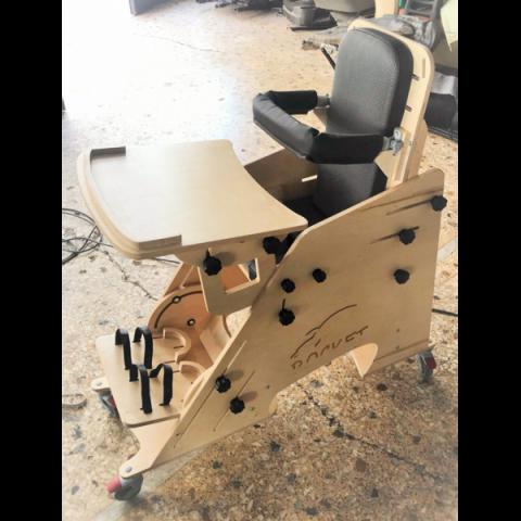 Καρέκλα δραστηριοτήτων ROCKET