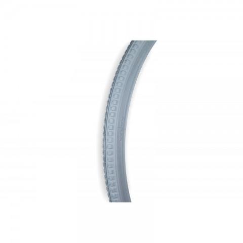 Ελαστικό οπίσθιου τροχού 22x1.3/8 (570x35) γκρι τρακτερωτό