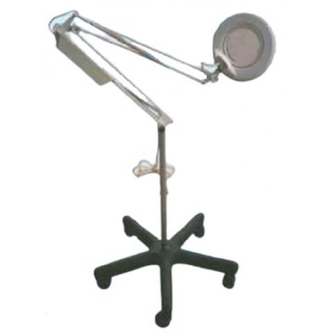 Φακός μεγεθυντικός δερματολογικός-αισθητικής με ψυχρό φωτισμό 22 Watt ηλεκτροστατικής βαφής