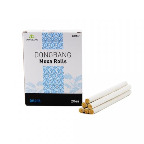 Ρολά μακριά με καθαρή Moxa Dongbang