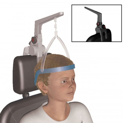 Ακινητοποιητής Κεφαλής βασικής λειτουργίας Head Active®