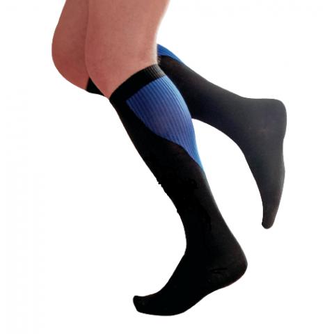 Αθλητική κάλτσα μεσαίας συμπίεσης