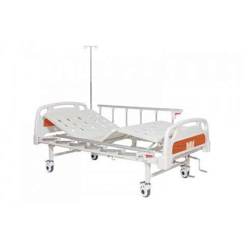 Κρεβάτι Πολύσπαστο Μηχανικής Ανύψωσης Νοσοκομειακού Τύπου
