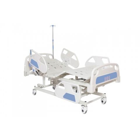 Κρεβάτι πολύσπαστο ηλεκτρικής ανύψωσης νοσοκομειακού τύπου με 4 πλαϊνά