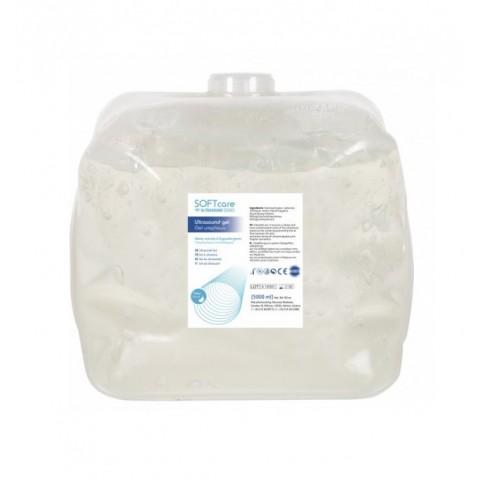 Ultrasoft gel υπερήχων διάφανο (5000ml)